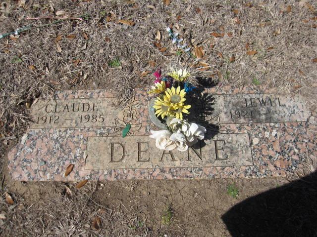 Mary Jewel <i>Milam</i> Deane