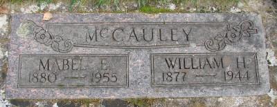 Mabel Edith <i>Porter</i> McCauley