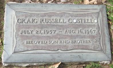 Craig Russell Costello