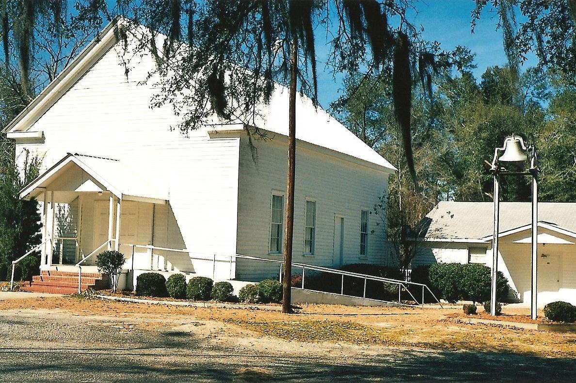 Dean Swamp Baptist Cemetery