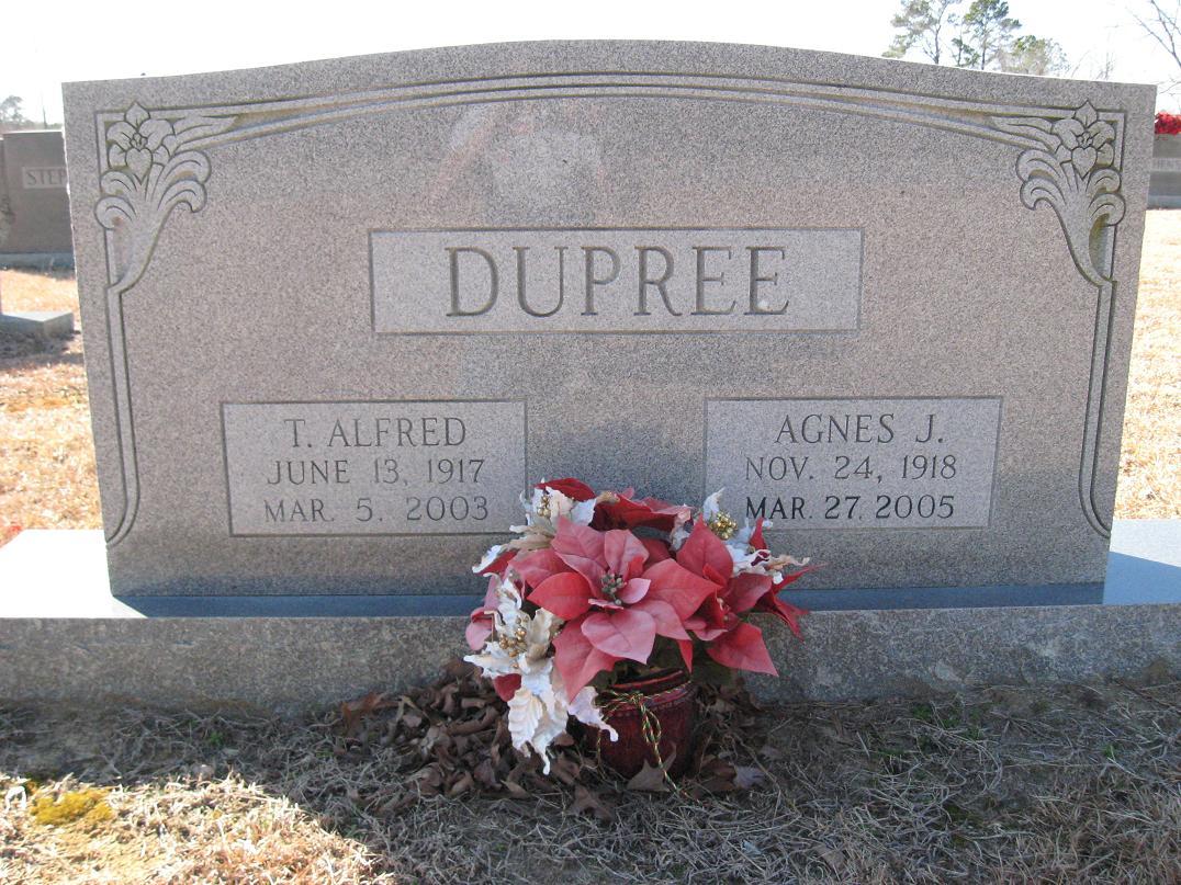 Thomas Alfred Dupree