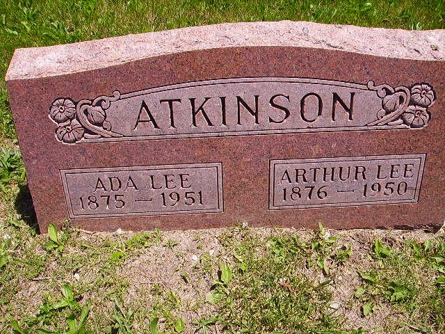 Arthur Lee Atkinson