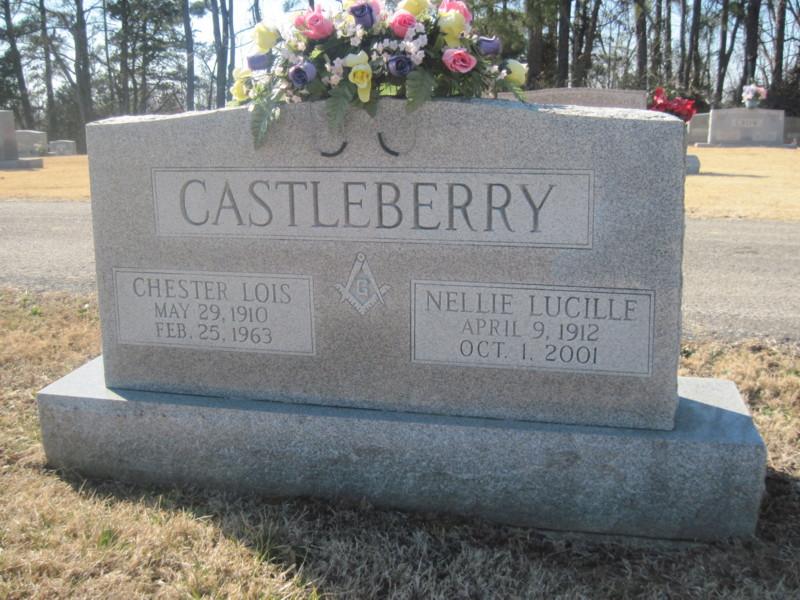 Nellie Lucille <i>Duncan</i> Castleberry