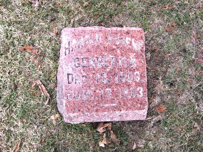 Harold Eugene Gerberich