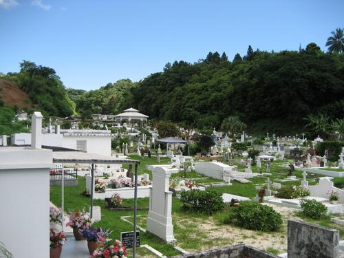 Uranie Cemetery