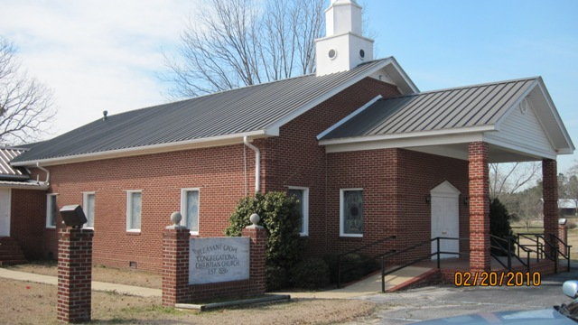Pleasant Grove Congregational Christian Church