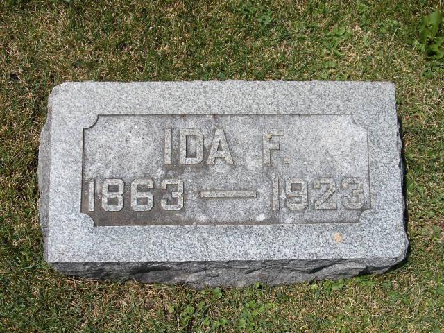 Ida <i>Foresman</i> Hess