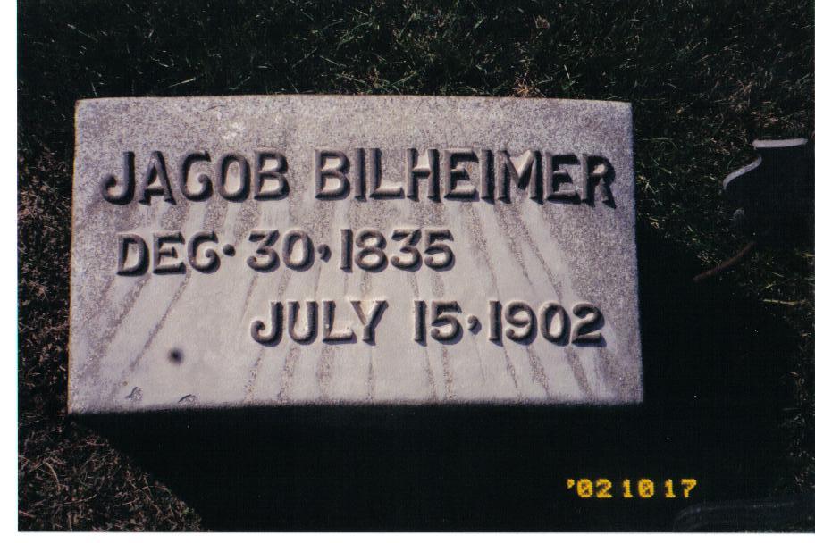 Jacob Bilheimer