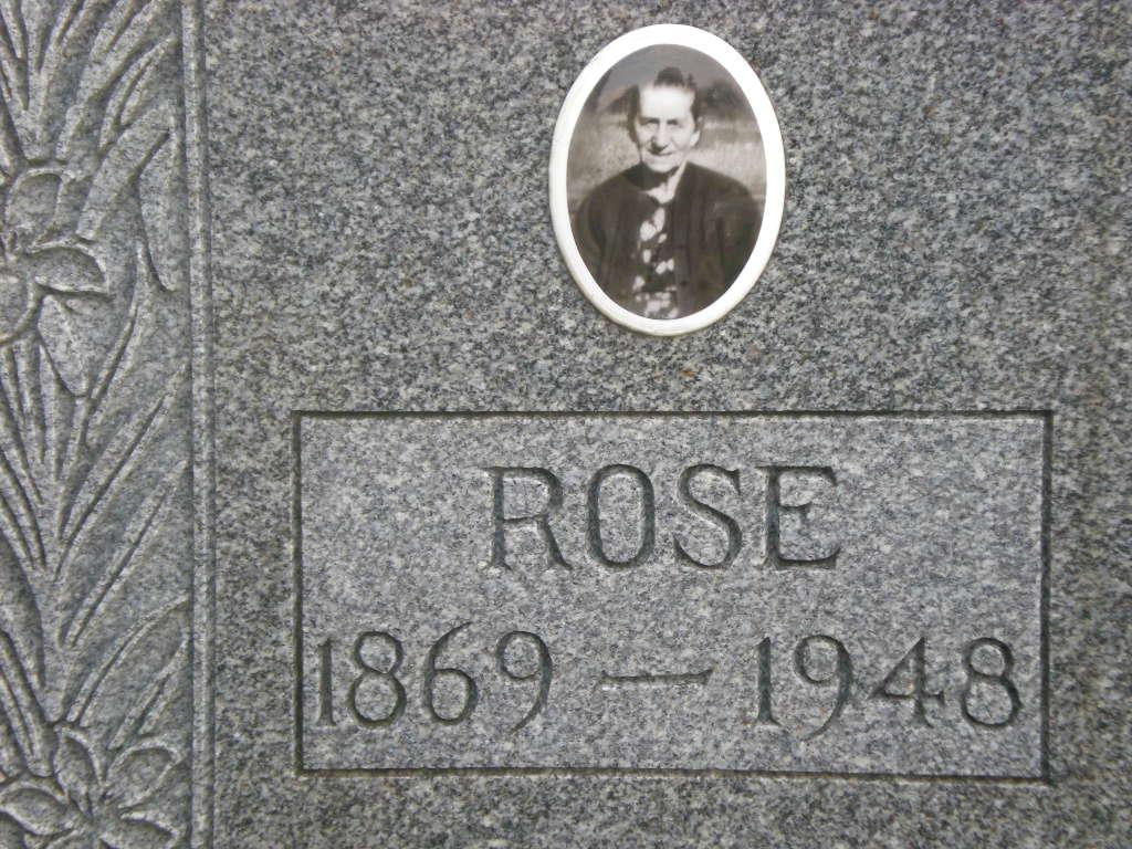 Rosina Rose <i>Briglio</i> Maggio