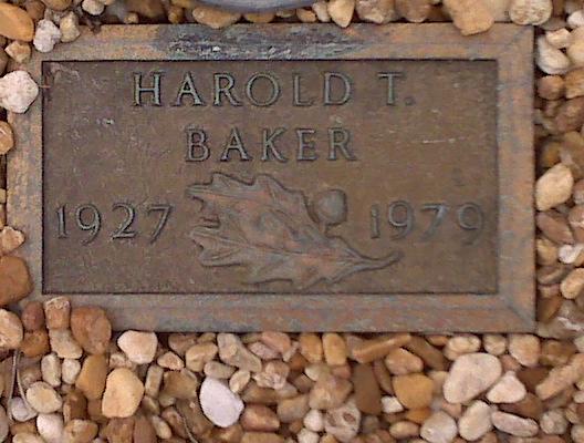 Harold Theo Baker