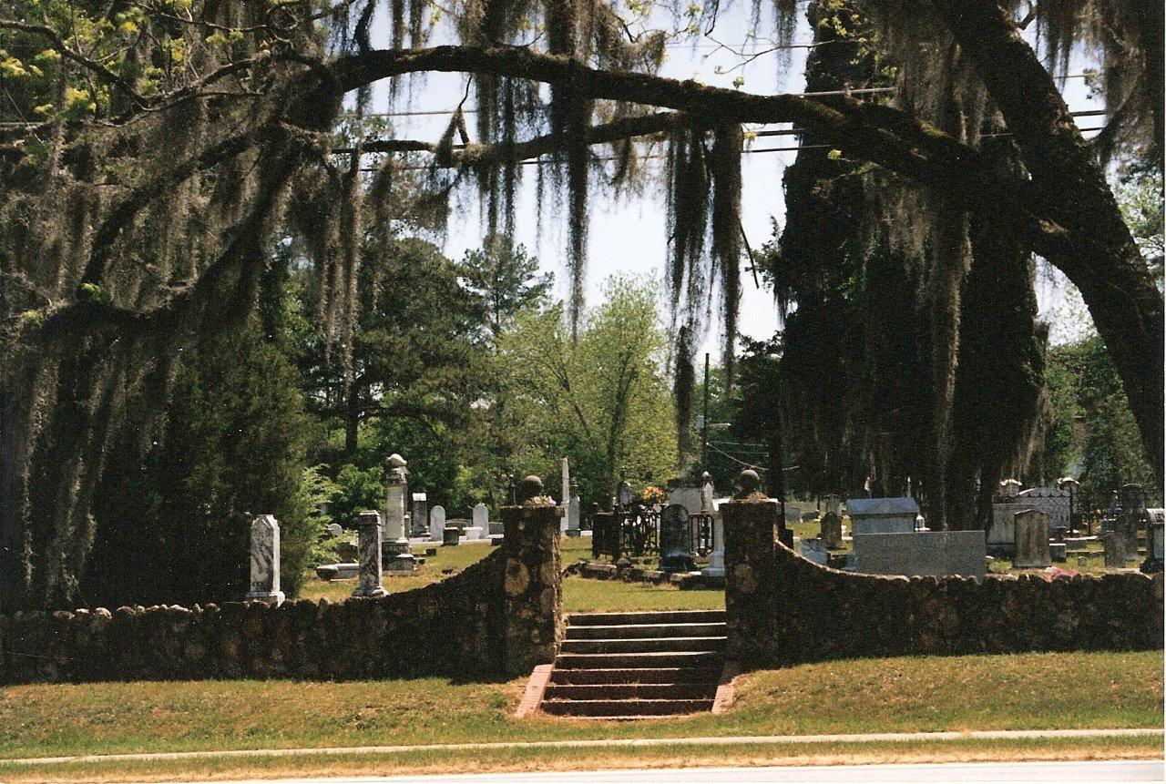 Bartow City Cemetery in Bartow, Georgia - Find A Grave Cemetery