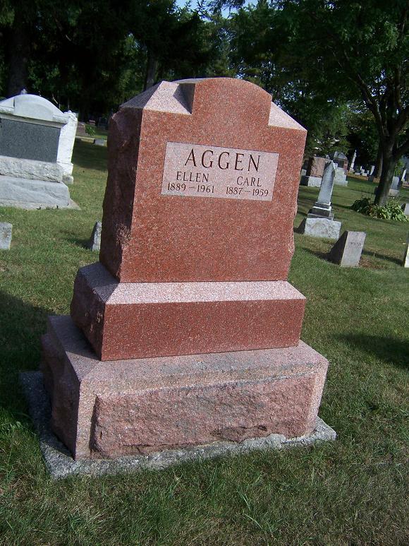 Ellen <i>Luehrs</i> Aggen