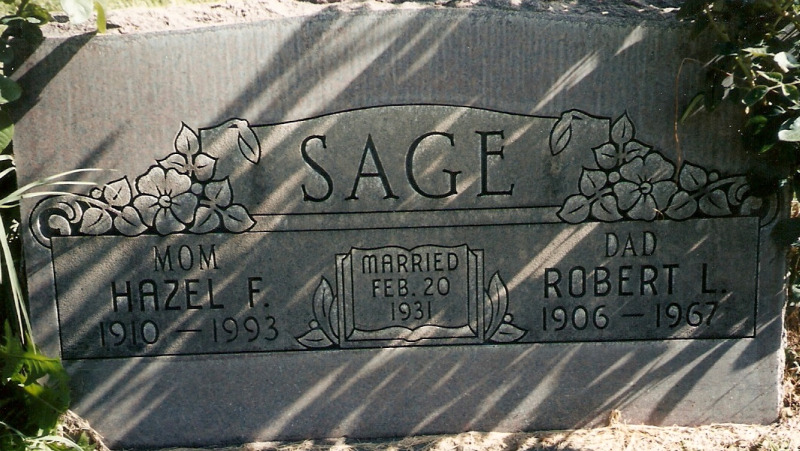 Robert Lester Sage