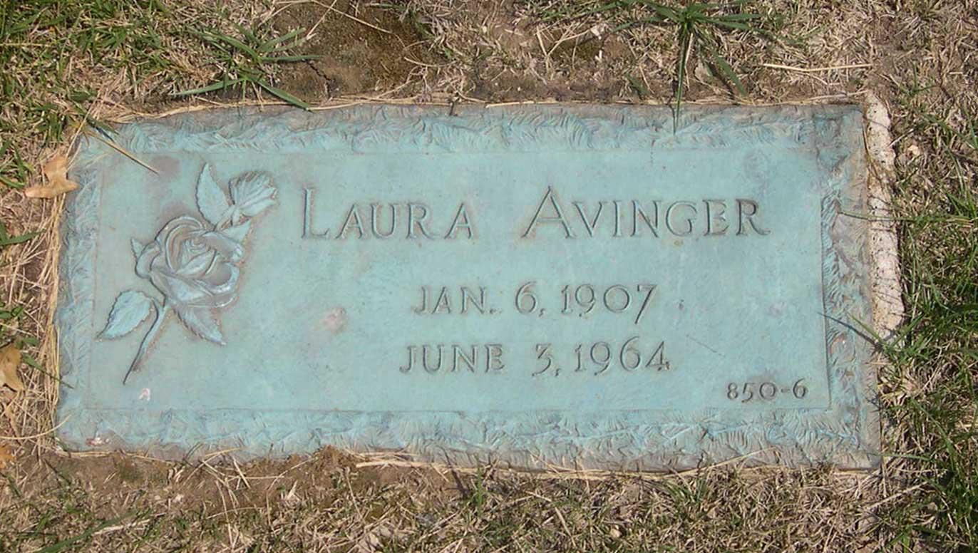 Pattie Laura <i>Womack</i> Avinger