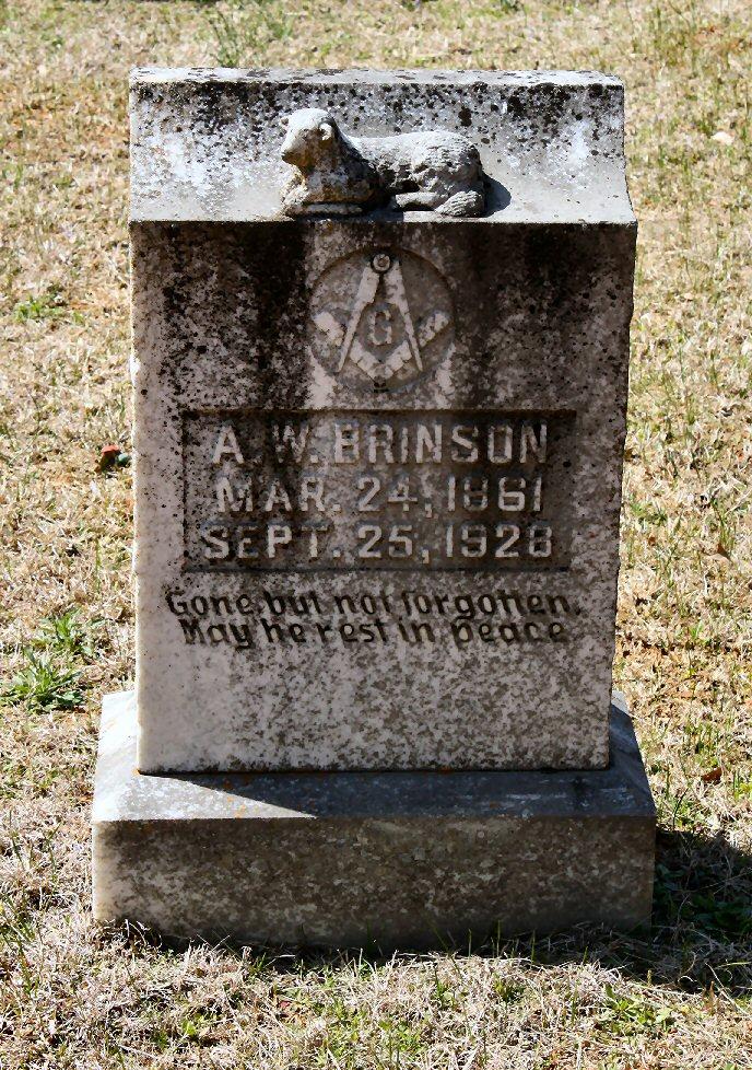 Anthony Wayne Brinson