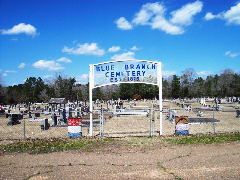 Blue Branch Cemetery