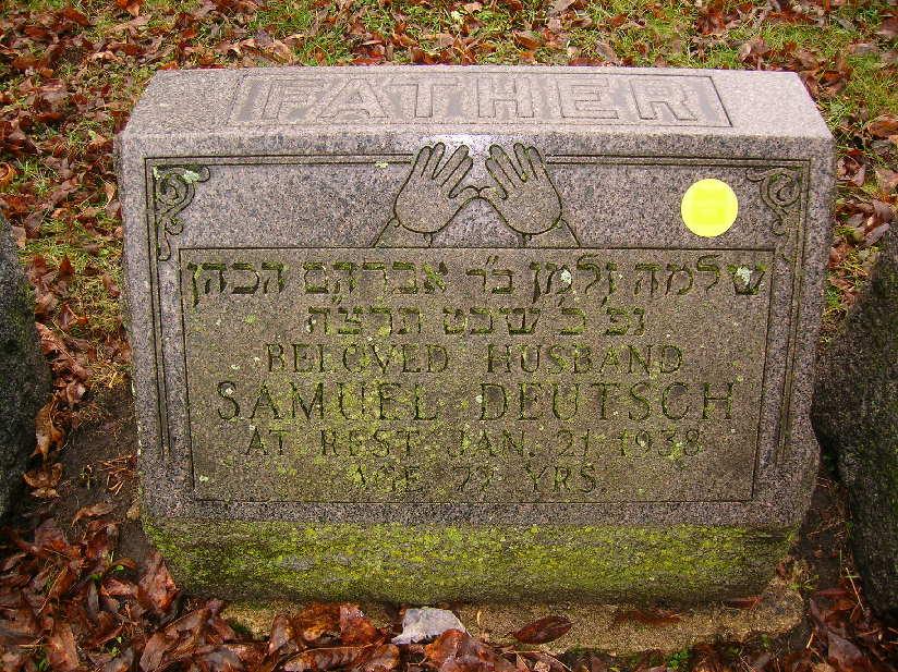 Samuel Deutsch