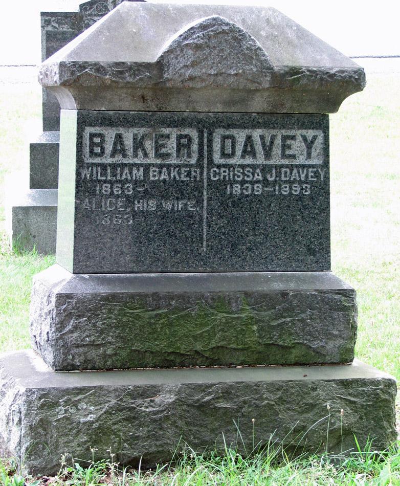 Alice <i>Brundage</i> Baker