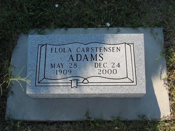 Flola Flo <i>Holiday</i> Adams
