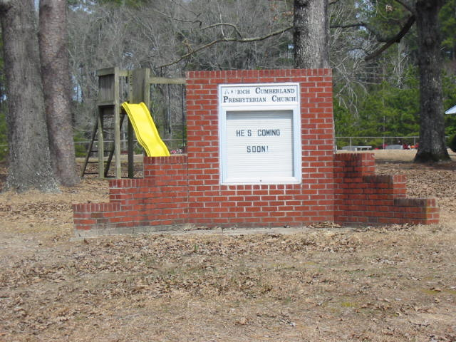 Antioch Cumberland Presbyterian Church Cemetery