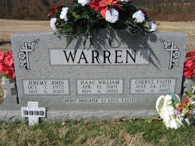 PFC Jeremy John Warren