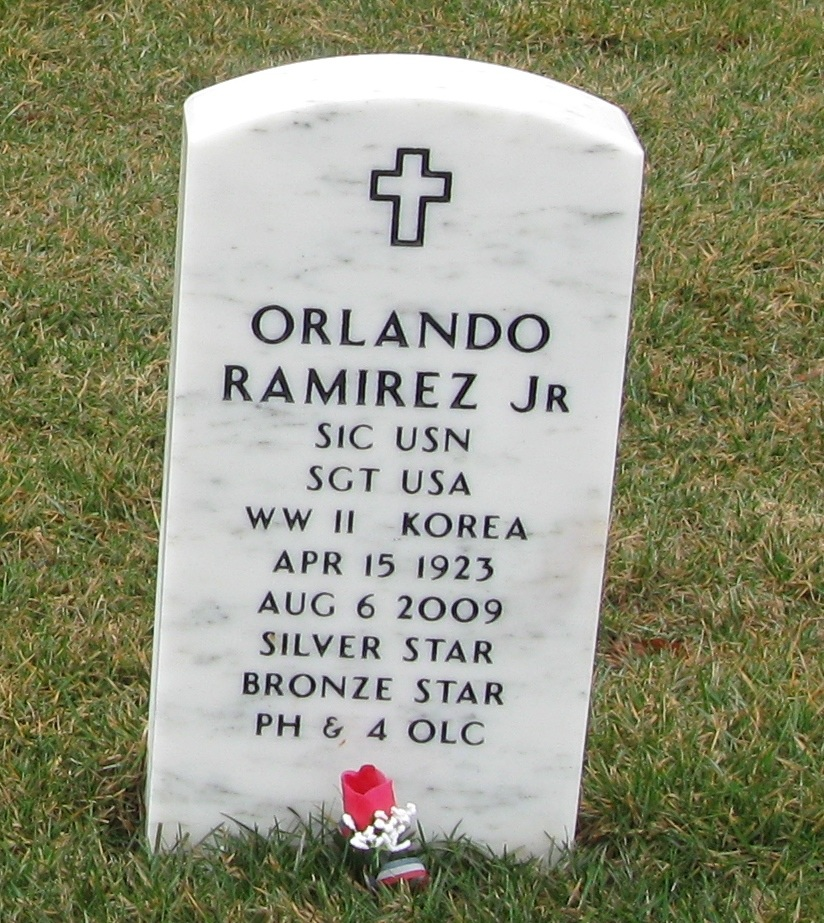Orlando Ramirez, Jr.