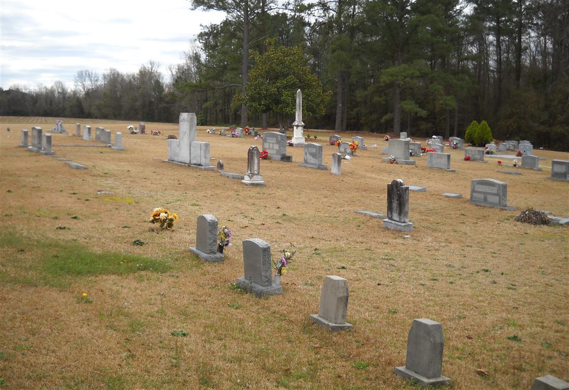Bay Branch Cemetery