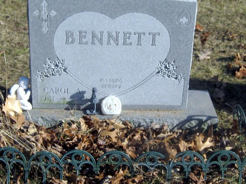 Carol Ann <i>Horwath</i> Bennett