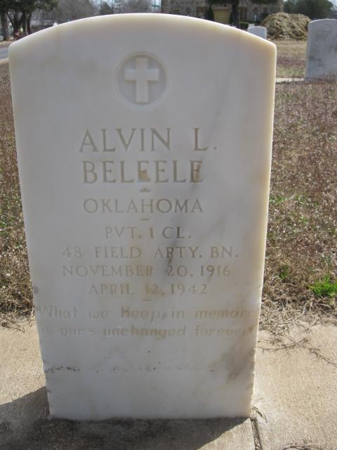 Alvin Louis Beleele