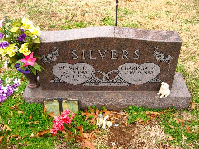 Melvin Daniel Silvers
