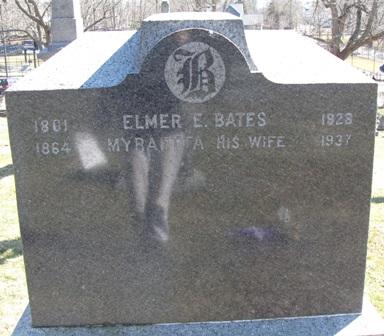 Myra Etta <i>Bates</i> Bates