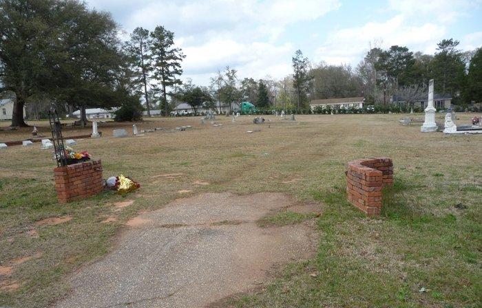 Citronelle United Methodist Church Cemetery