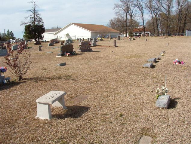 East Post Oak Cemetery