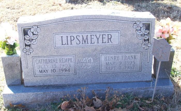 Catherine Rempe Lipsmeyer