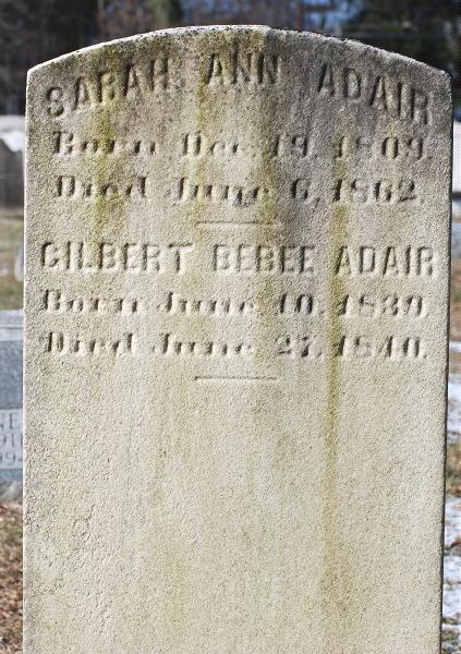 Sarah Ann Adair