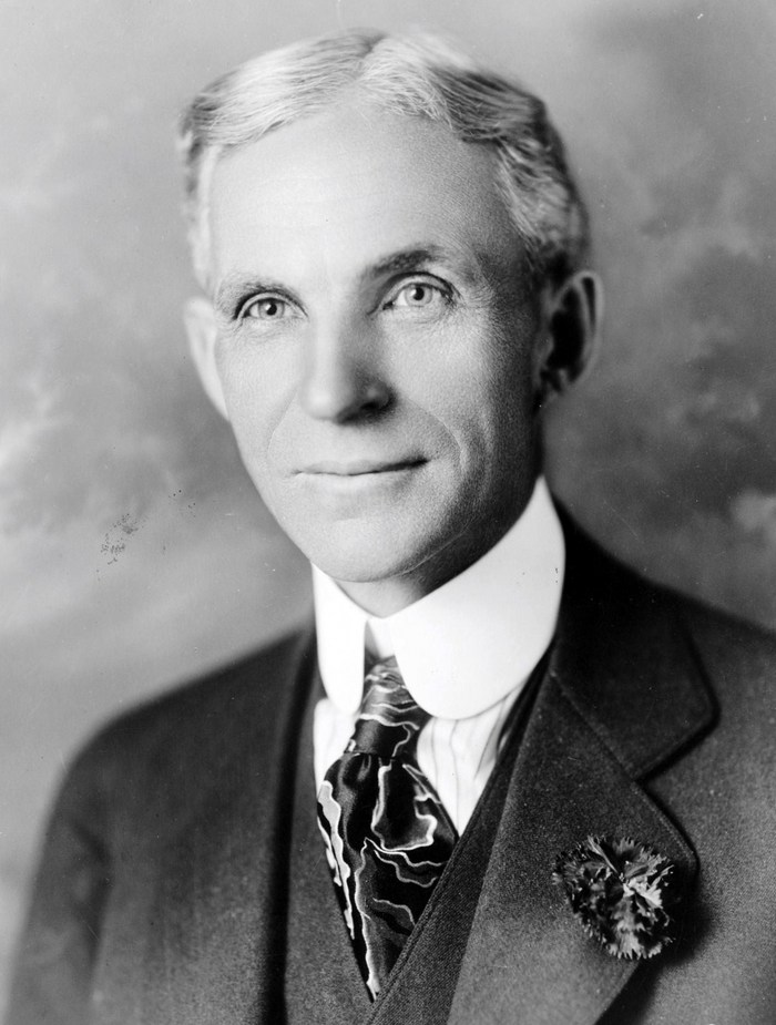 Henry Ford (1863-1947) - Find A Grave Memorial