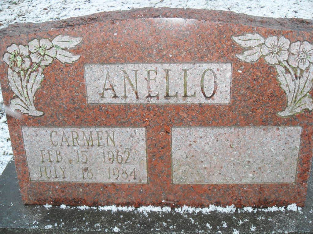 Carmen Anello Nude Photos 33