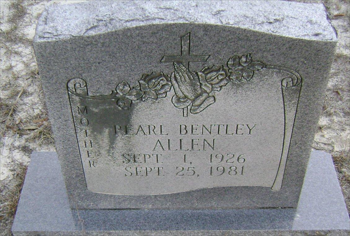 Pearl <i>Bentley</i> Allen