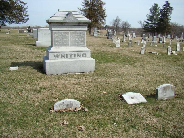 Julia May Whiting