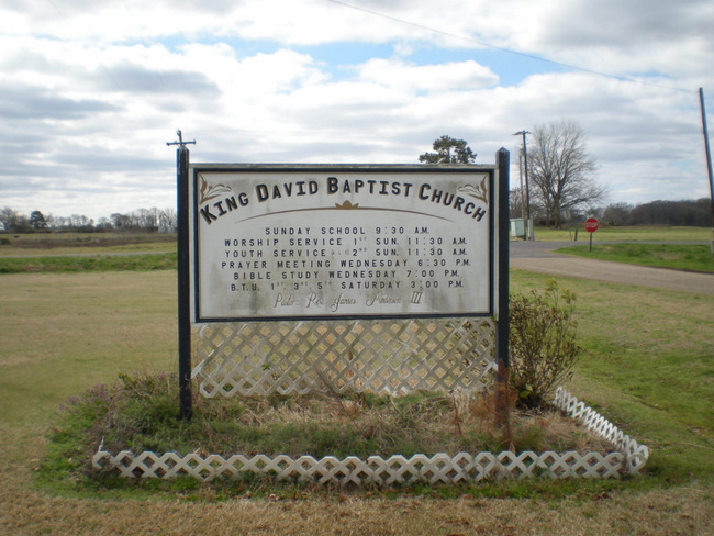 King David Baptist Church Cemetery