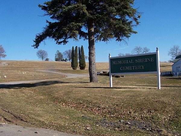 Memorial Shrine Cemetery