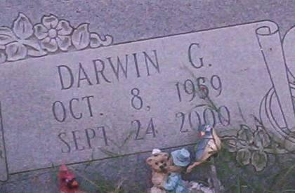 Darwin G. Finch