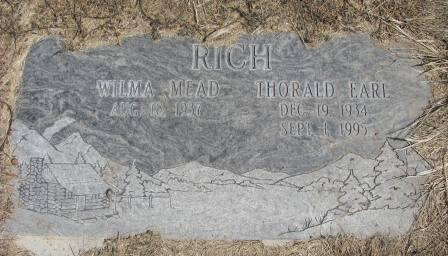 Thorald Earl Rich