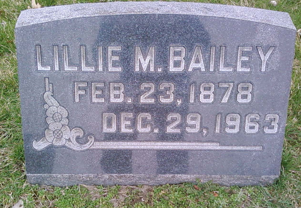 Lillie May Bailey