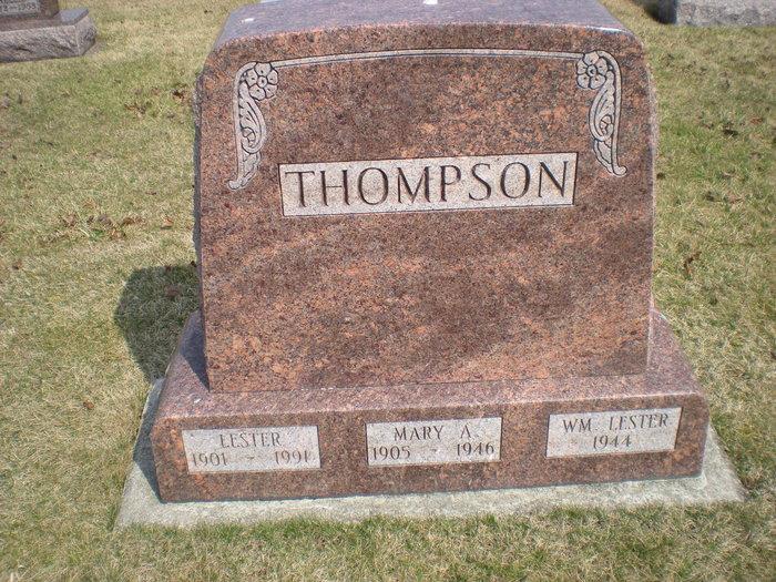 Lester Thompson