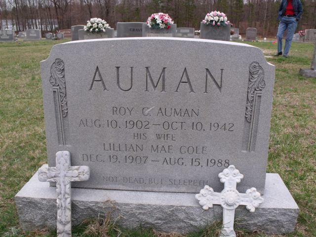 Roy Clyde Auman