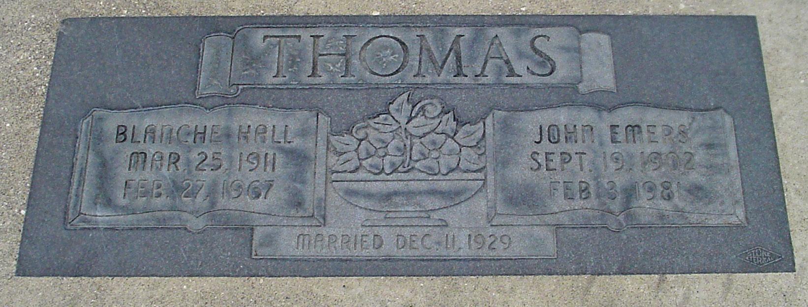 John Emers Jack Thomas