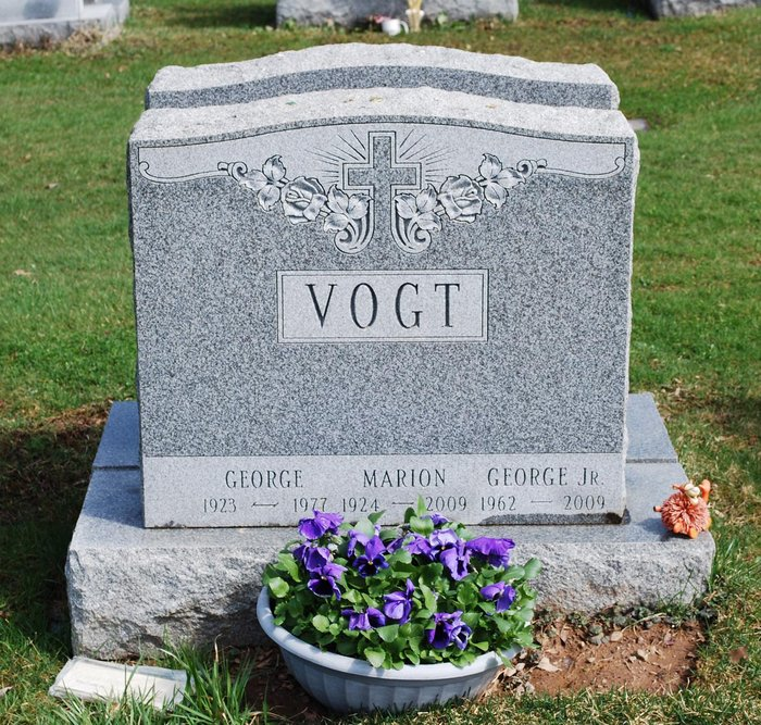 George Robert Vogt, Jr