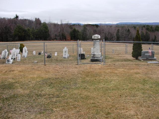 Ormsbee Cemetery