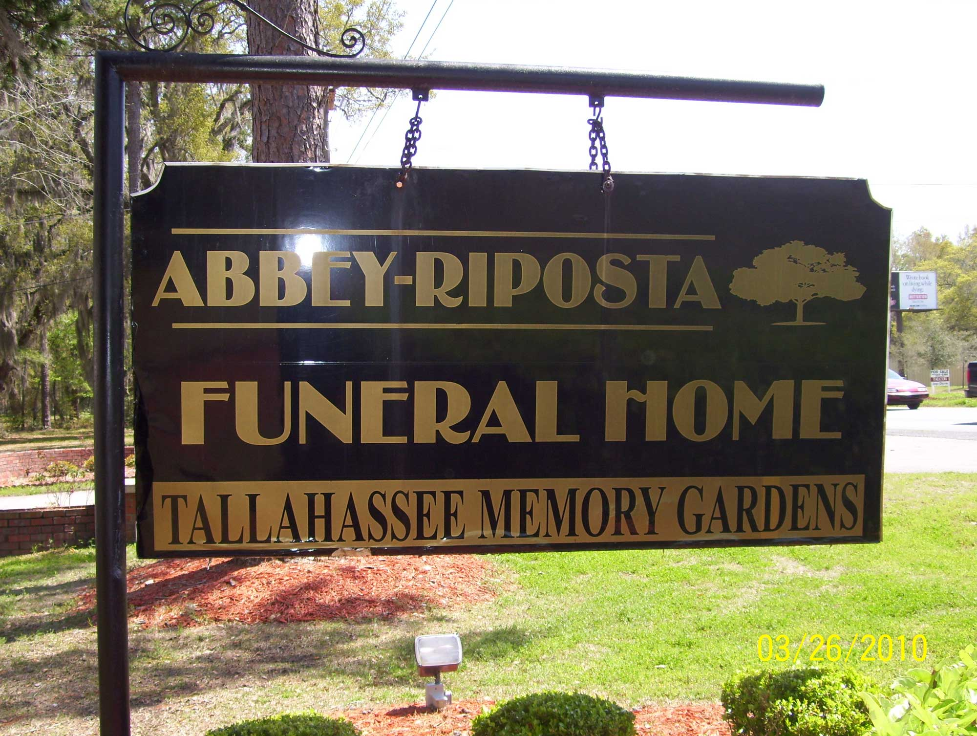 Tallahassee Memory Gardens in Tallahassee, Florida - Find A Grave ...
